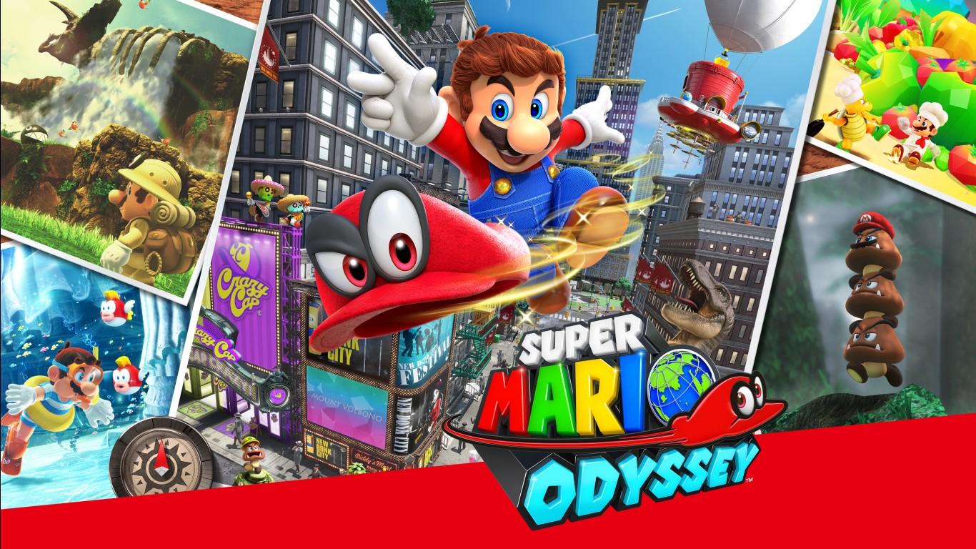 Super Mario Odyssey Wallpaper Iphone X Super Mario Odyssey 4k Wallpapers Hd Wallpapers Id 22015