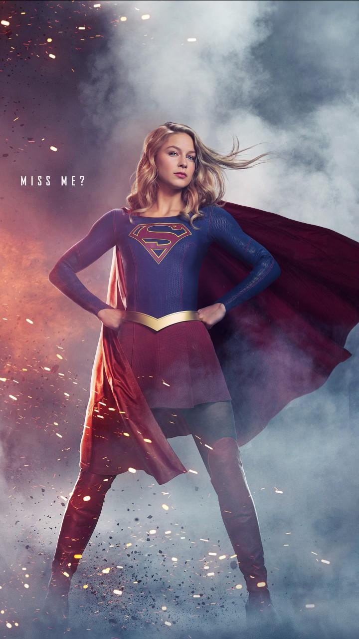 Summer Wallpaper Iphone 6 Supergirl Season 3 2018 Wallpapers Hd Wallpapers Id 23638