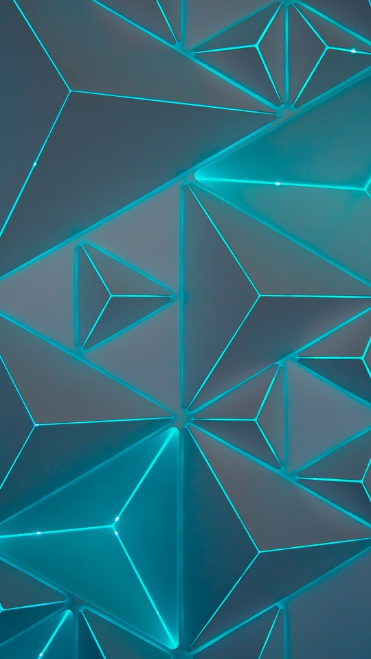 Hd Wallpapers For Widescreen Monitor Teal Neon Geometric 5k Wallpapers Hd Wallpapers Id 25226