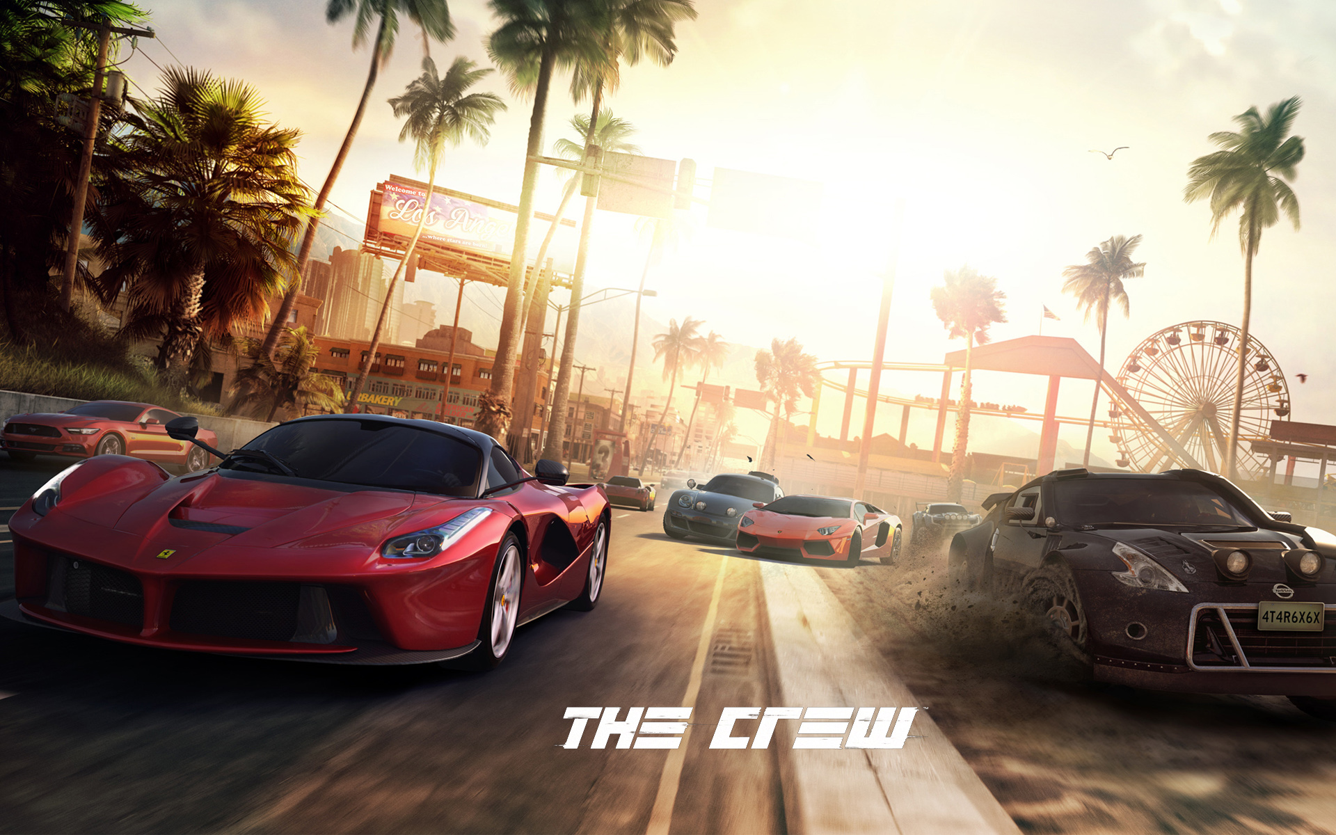 The Crew Wallpapers HD Wallpapers ID 13579