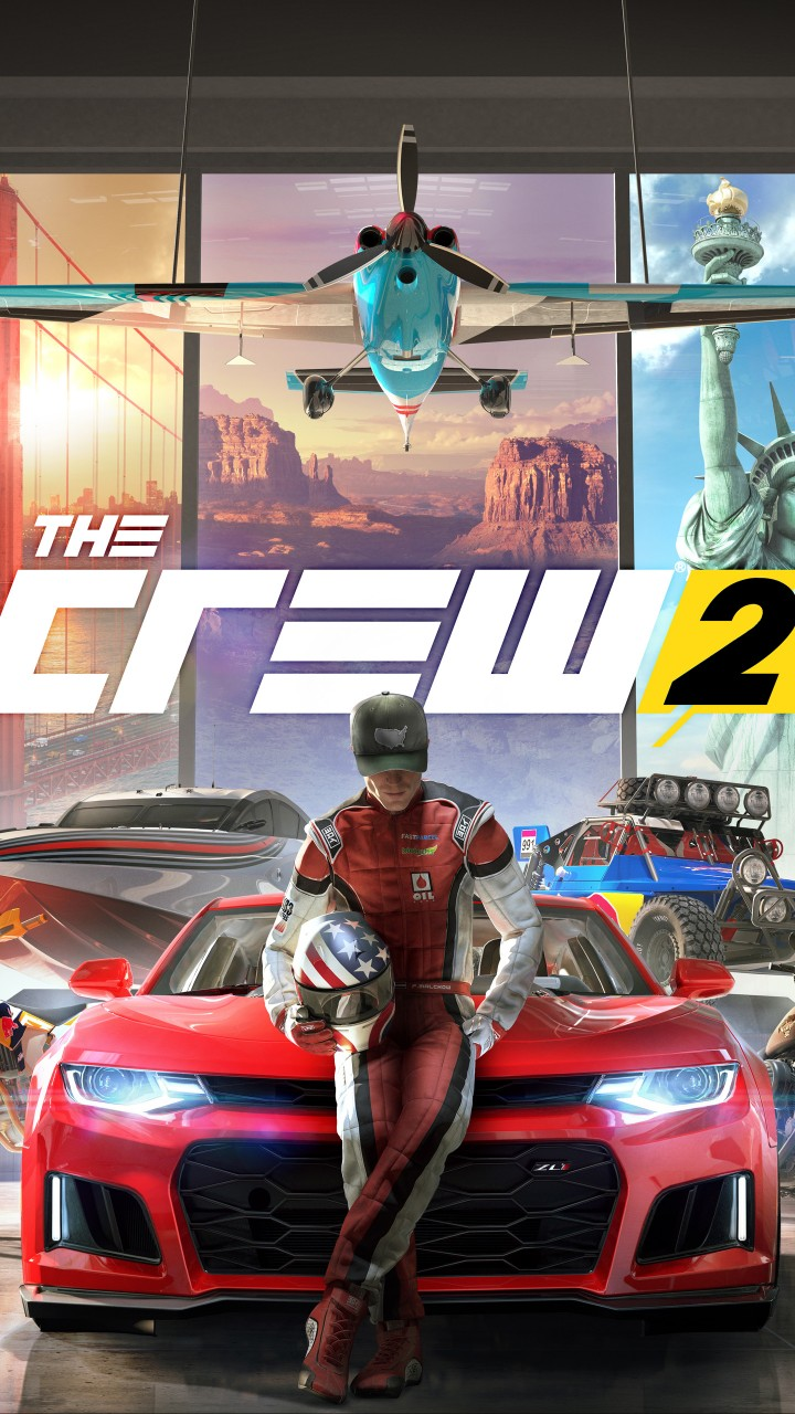 Top Iphone Wallpapers Hd The Crew 2 2018 Game 4k Wallpapers Hd Wallpapers Id 21255