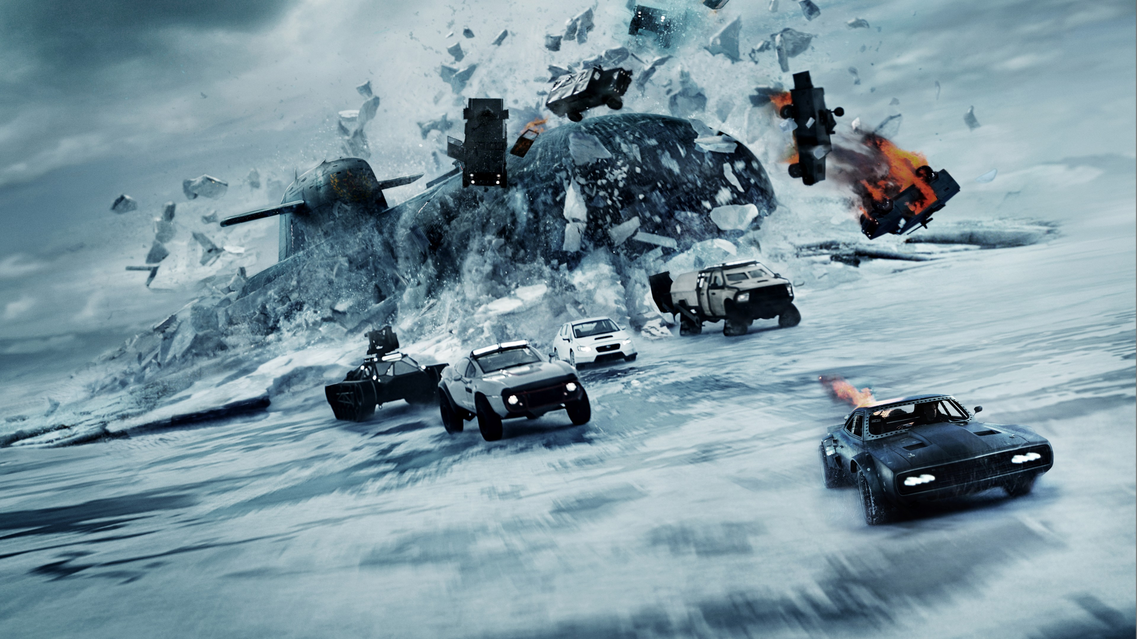 Fast And Furious 8 Wallpaper Hd The Fate Of The Furious 4k 8k Wallpapers Hd Wallpapers