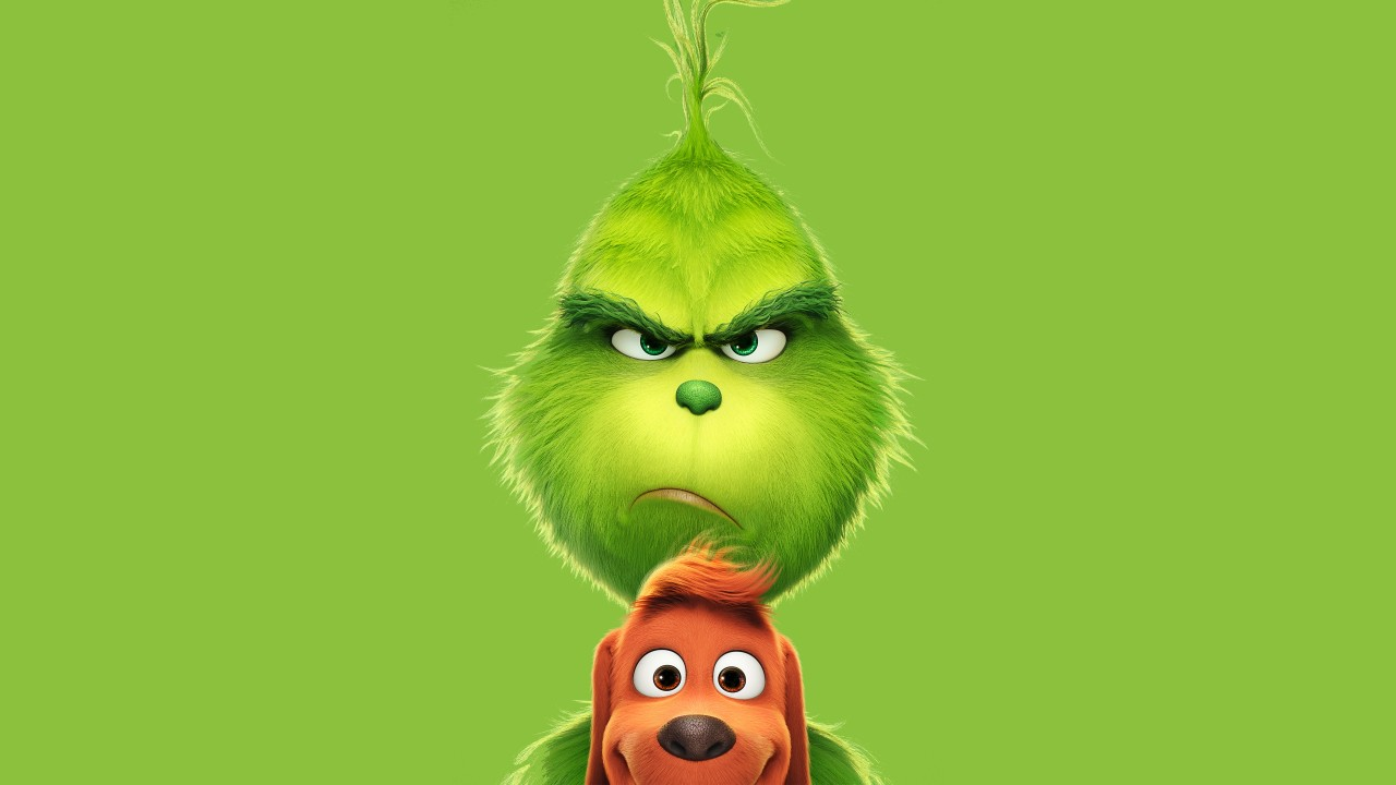 Wallpaper 3d Iphone X The Grinch 2018 5k Wallpapers Hd Wallpapers Id 23317
