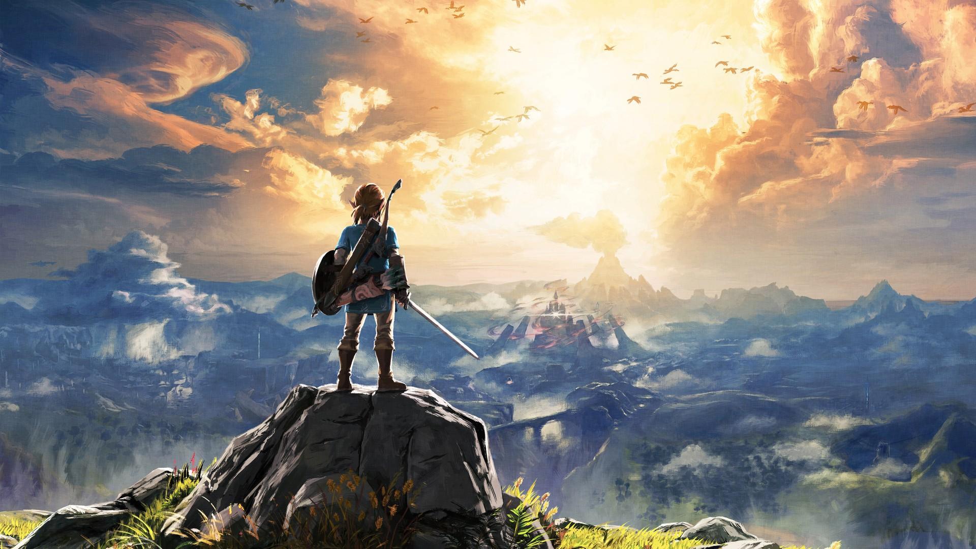 Cute Pokemon Iphone Wallpapers The Legend Of Zelda Breath Of The Wild 4k Wallpapers Hd