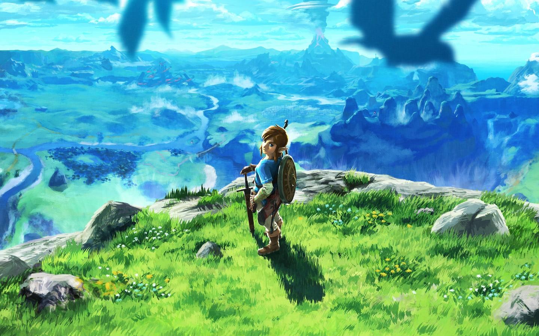 Iphone X Original Wallpaper The Legend Of Zelda Breath Of The Wild 4k 2017 Wallpapers