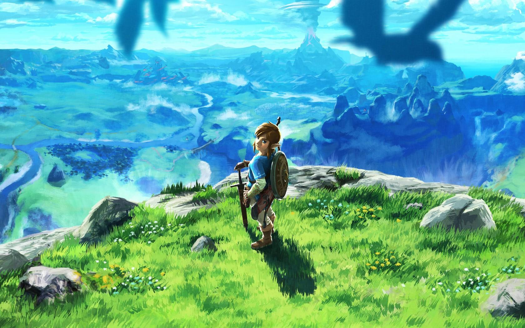 Wallpaper Apple Iphone 6 The Legend Of Zelda Breath Of The Wild 4k 2017 Wallpapers
