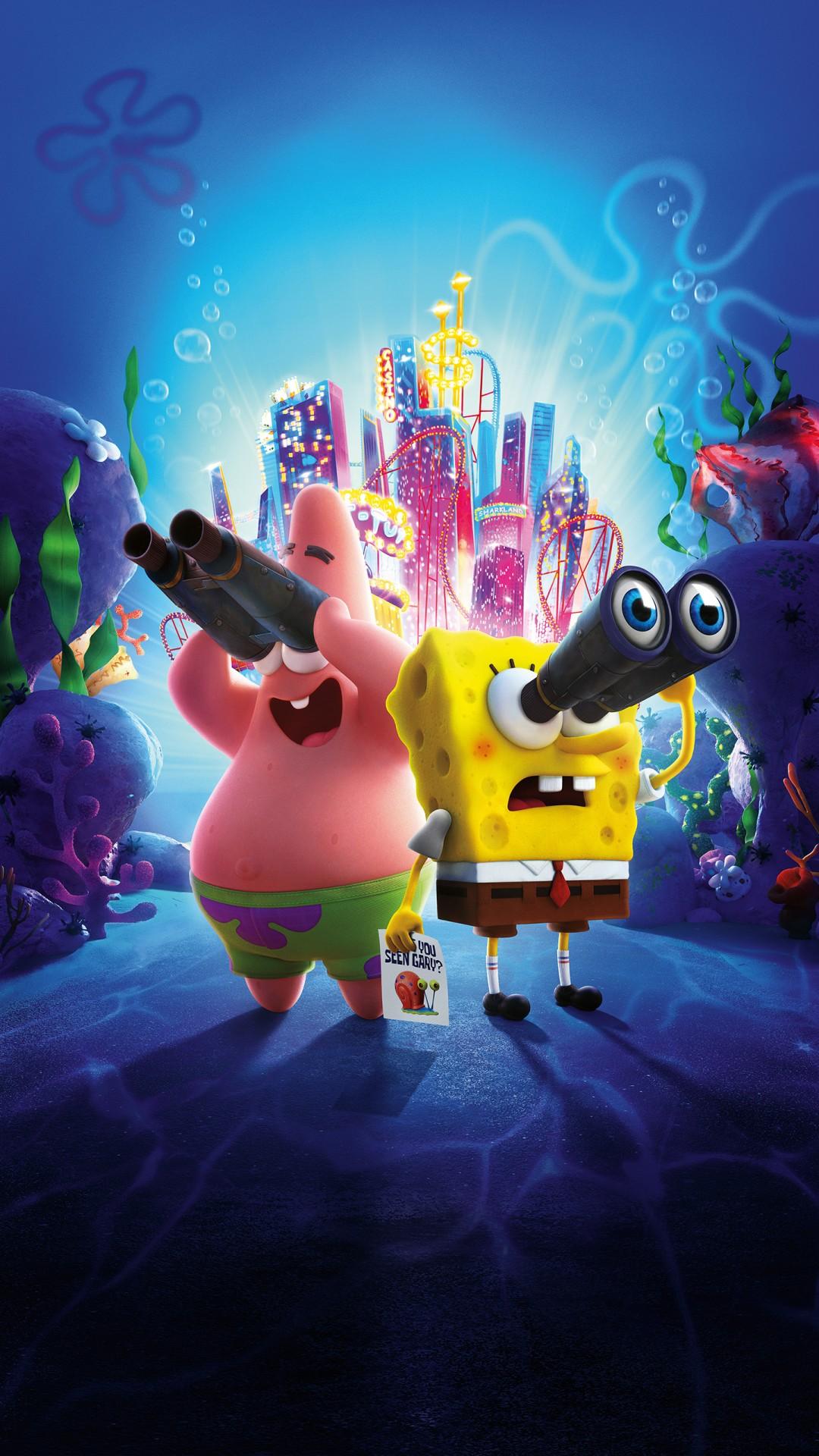 The SpongeBob Movie Sponge on the Run 2020 5K Wallpapers ...