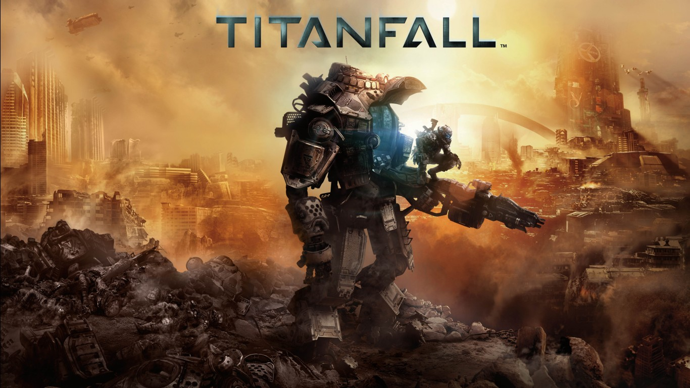 Cute Iphone Wallpapers Fall Titanfall 2014 Game Wallpapers Hd Wallpapers Id 12491