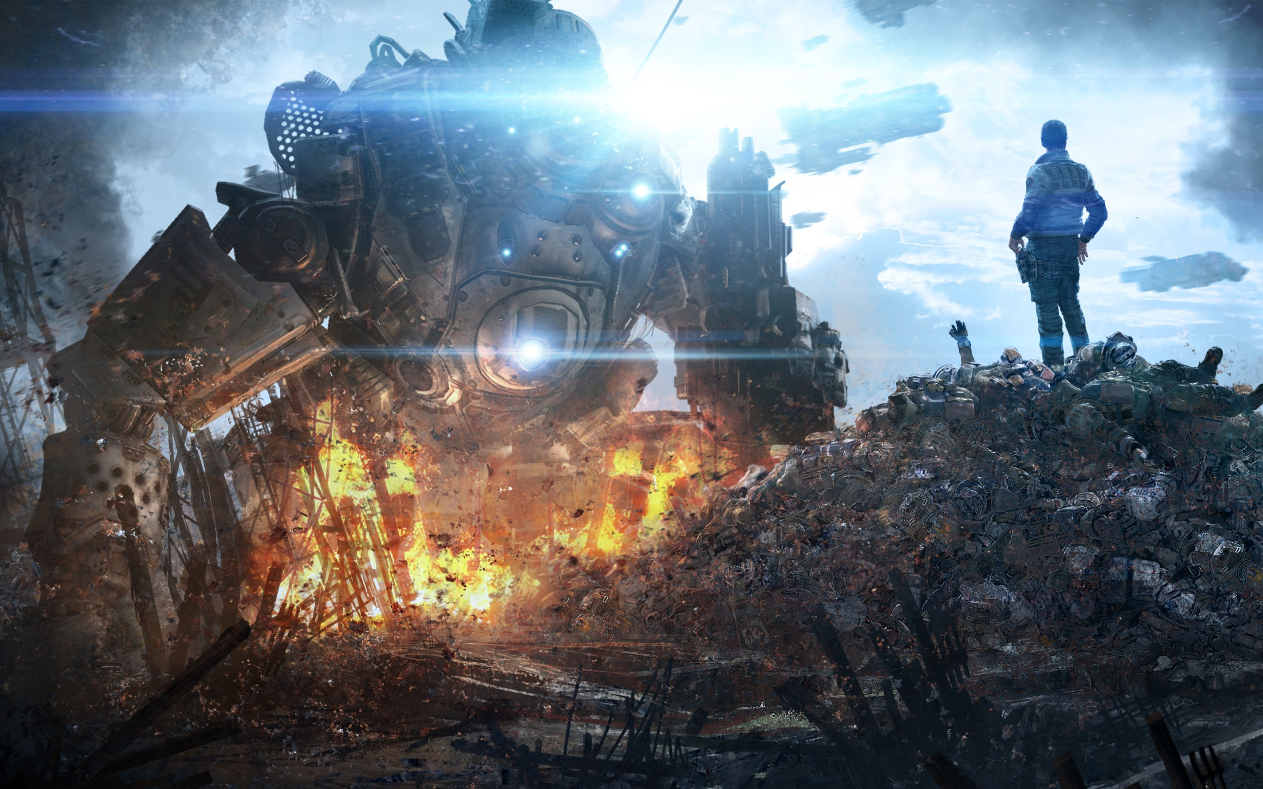 Download Fall Wallpaper For Laptops Titanfall Game 2014 Wallpapers Hd Wallpapers Id 13310