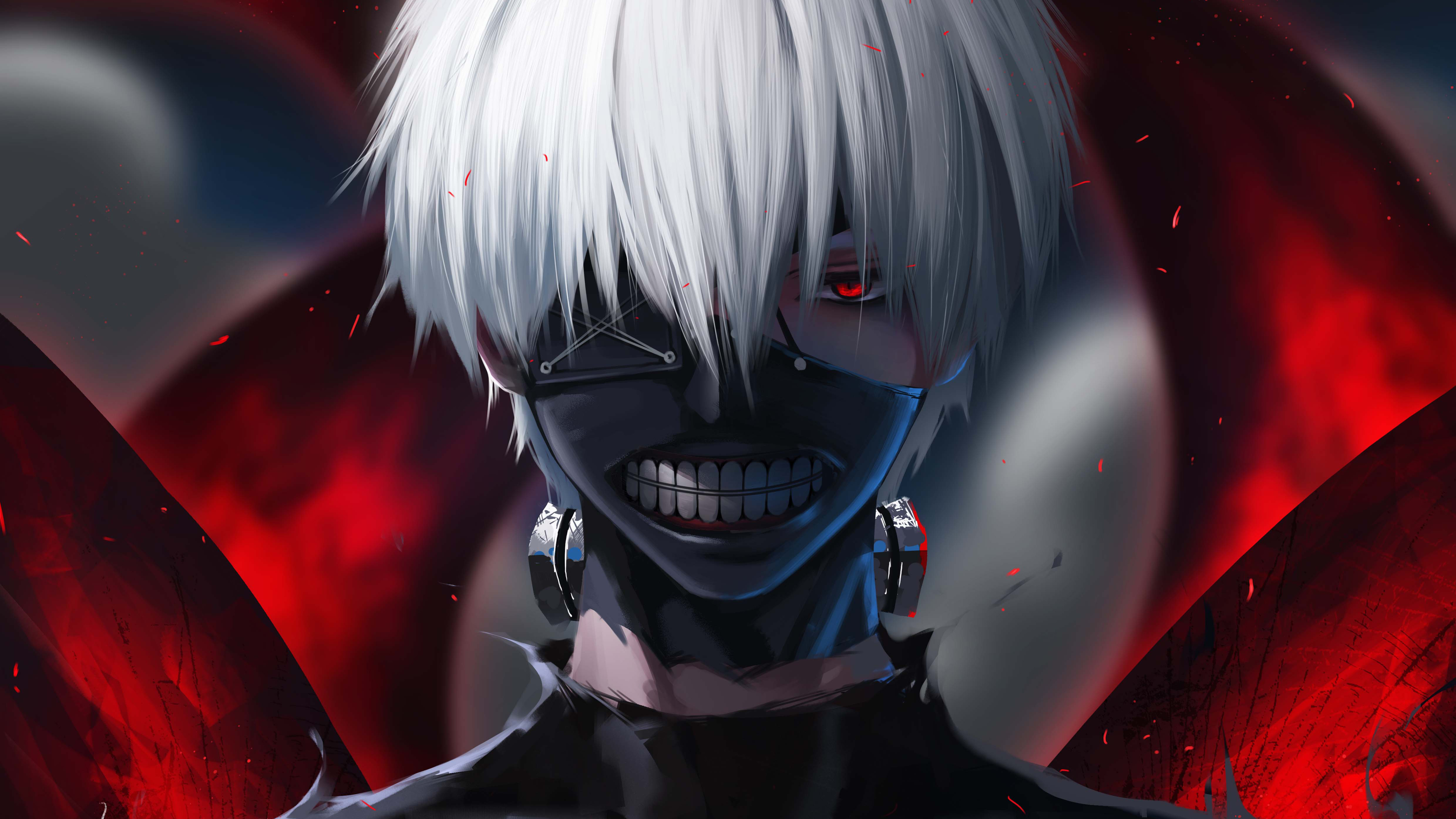 Make your device cooler and more beautiful. Tokyo Ghoul 5K Wallpapers | HD Wallpapers | ID #28466