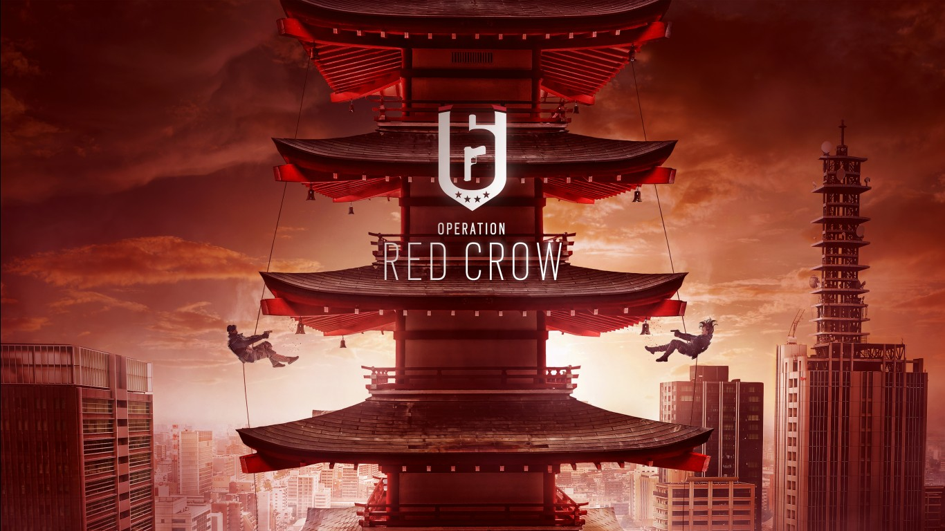3d 4k Wallpapers For Android Tom Clancys Rainbow Six Siege Operation Red Crow 4k
