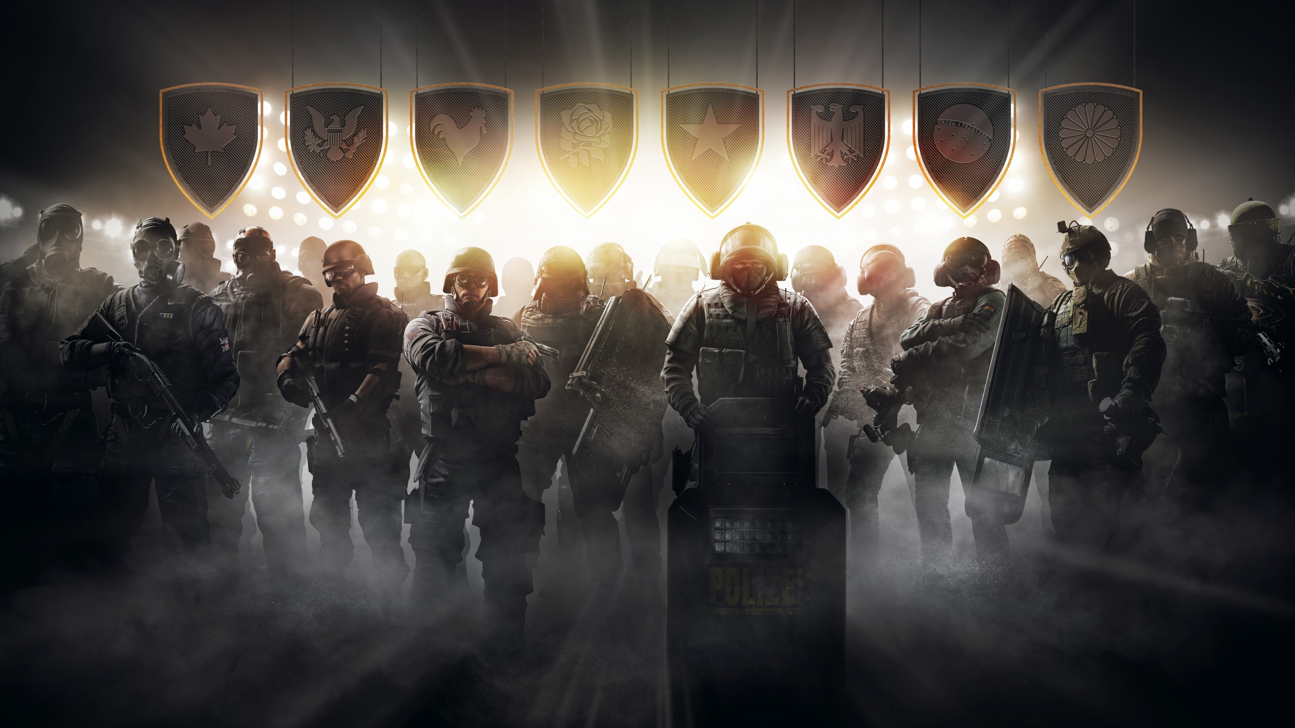 3d Wallpaper For Ipad Pro Tom Clancy S Rainbow Six Siege Pro League Wallpapers Hd