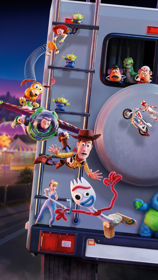 Wallpaper Hd 4k Android Toy Story 4 5k 2019 Wallpapers Hd Wallpapers Id 28447