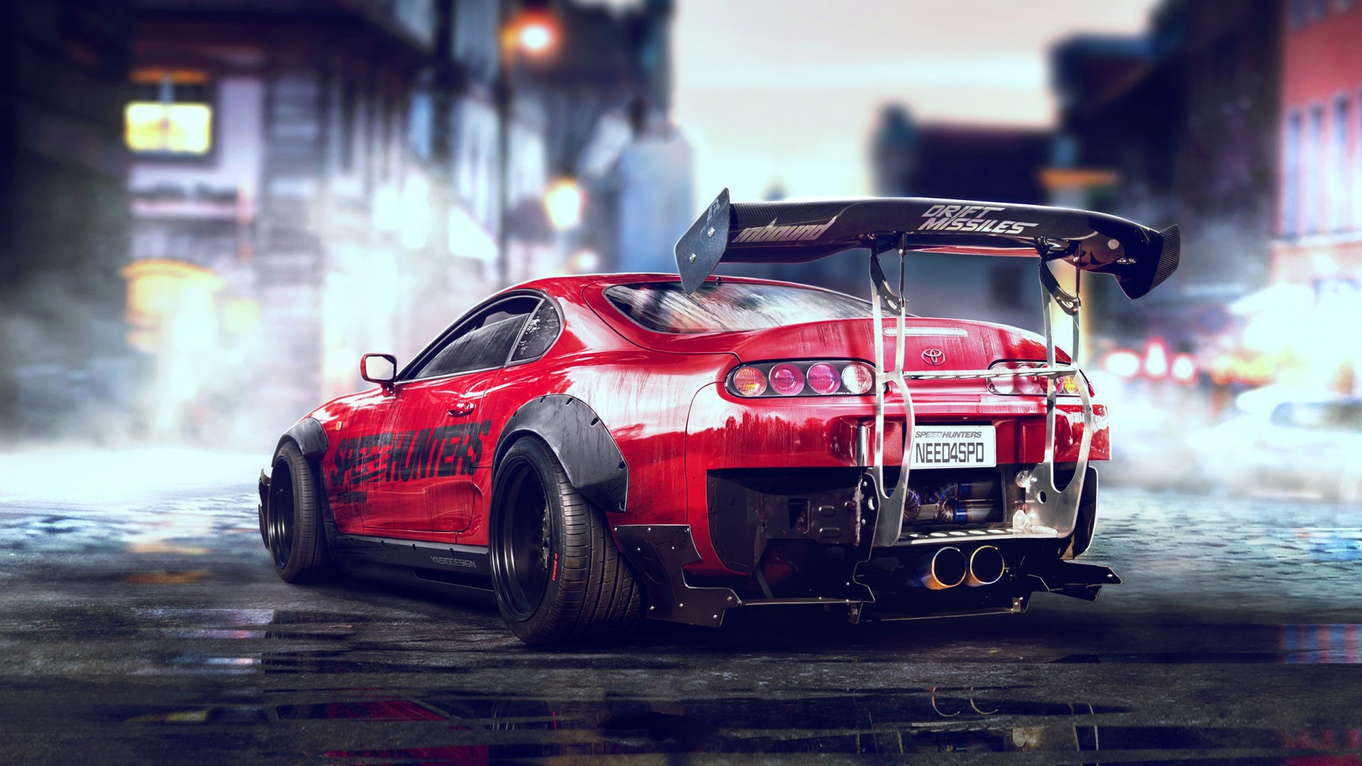 Toyota Supra Sports Car Wallpapers Hd Wallpapers Id 20356