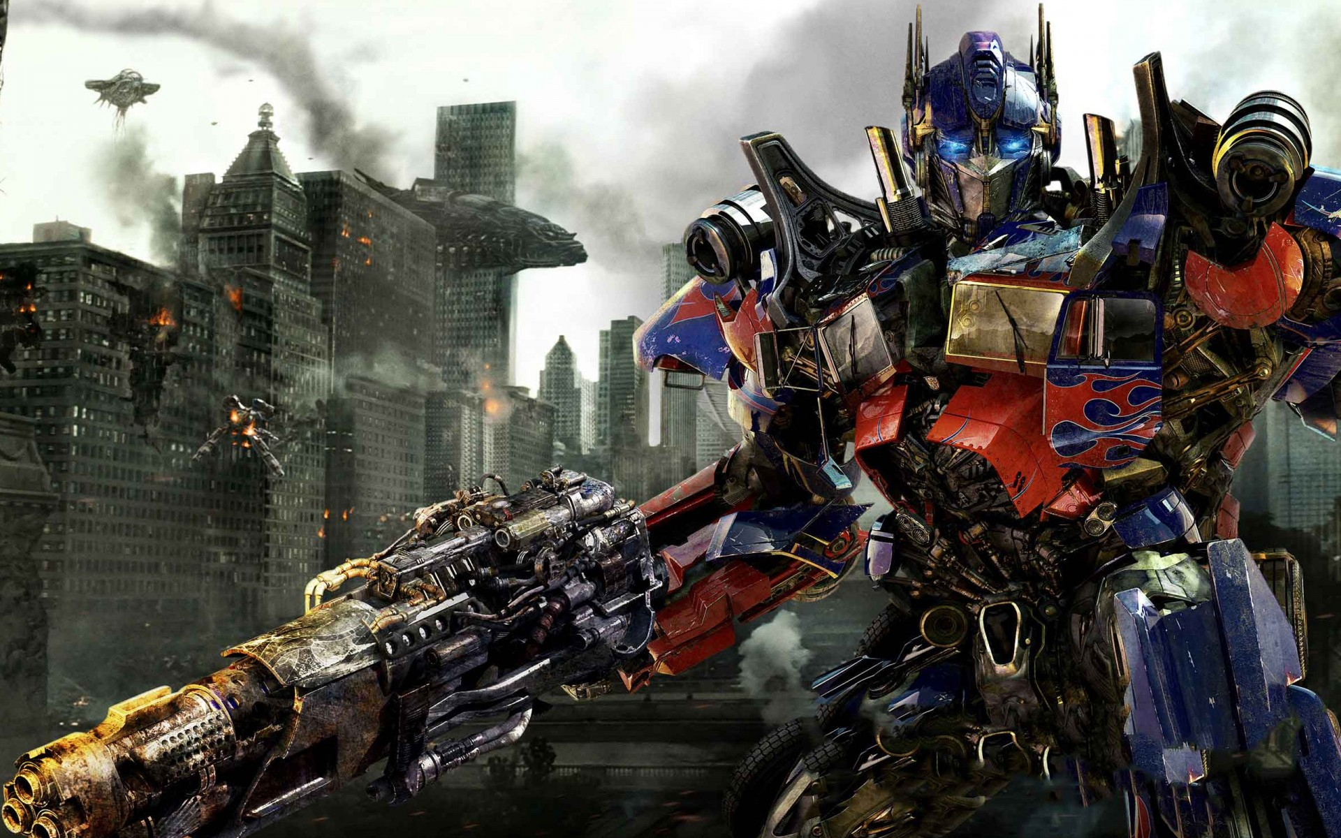 Windows 10 Wallpaper Hd Free Download Transformers 3 Optimus Prime Wallpapers Hd Wallpapers