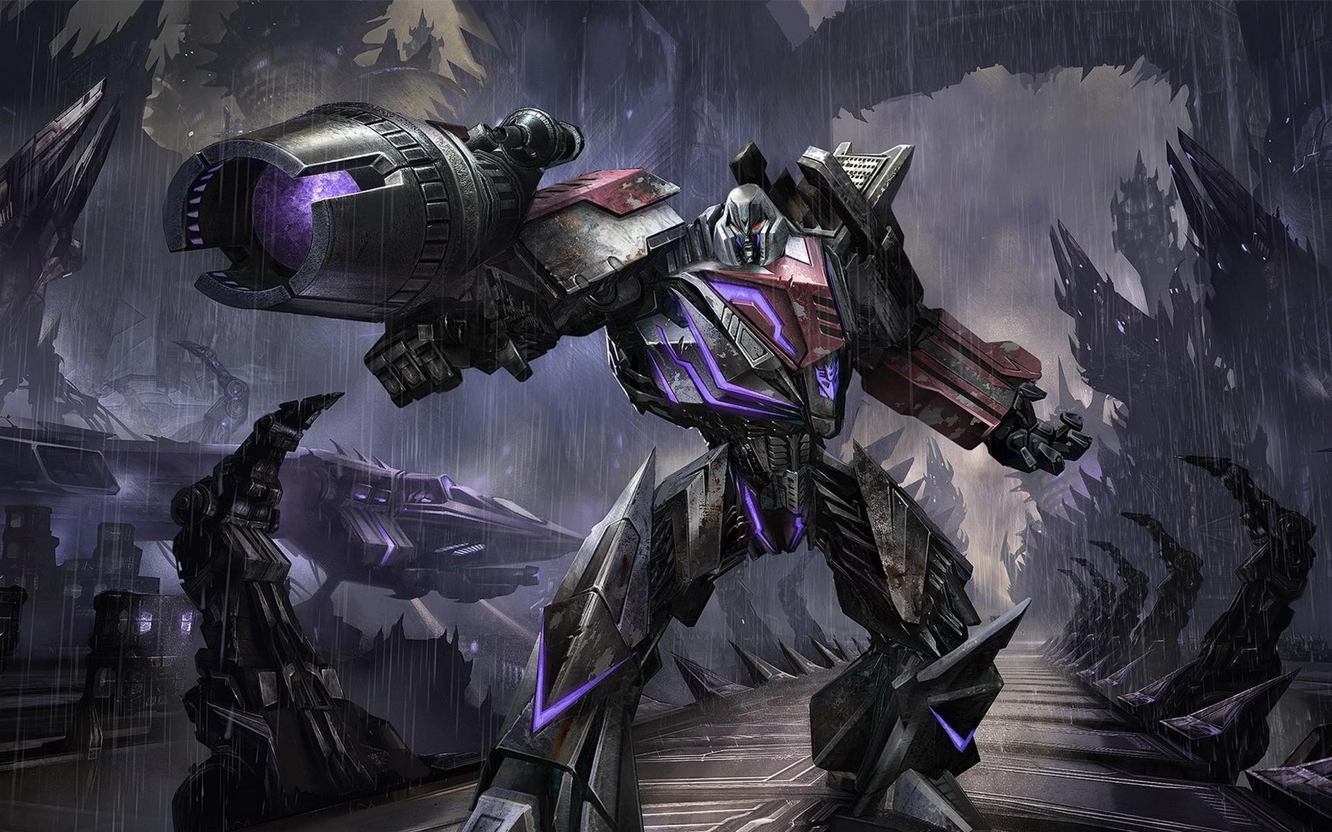 Fall Of Cybertron Wallpaper Hd Transformers War For Cybertron Game Wallpapers Hd