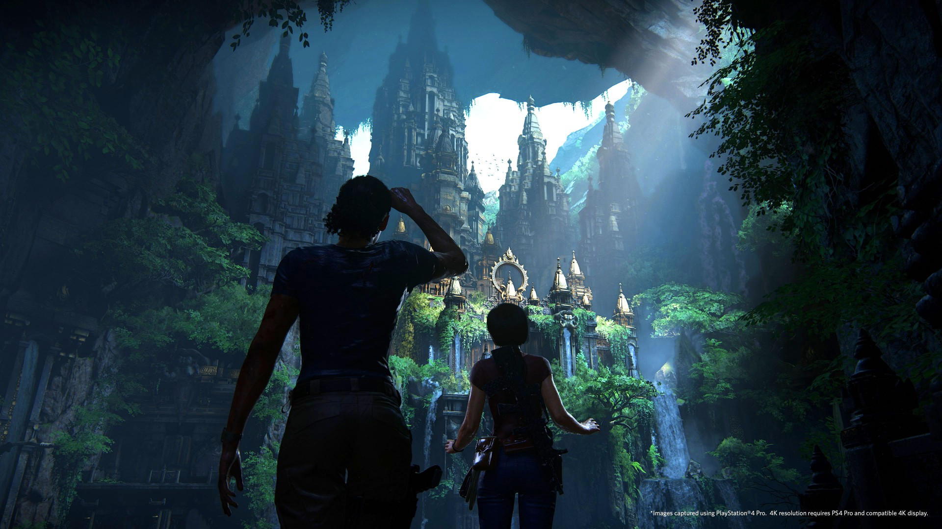 Uncharted The Lost Legacy 4K PS4 Pro Wallpapers | HD Wallpapers | ID #20642