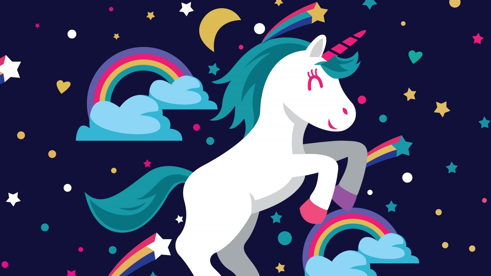 Download Wallpaper Windows 8 3d Unicorn Wallpapers Hd Wallpapers Id 27126