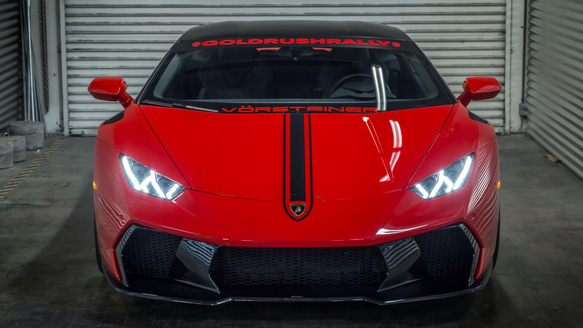 Car Wallpape Vorsteiner Lamborghini Huracan Novara 2016 Wallpapers Hd