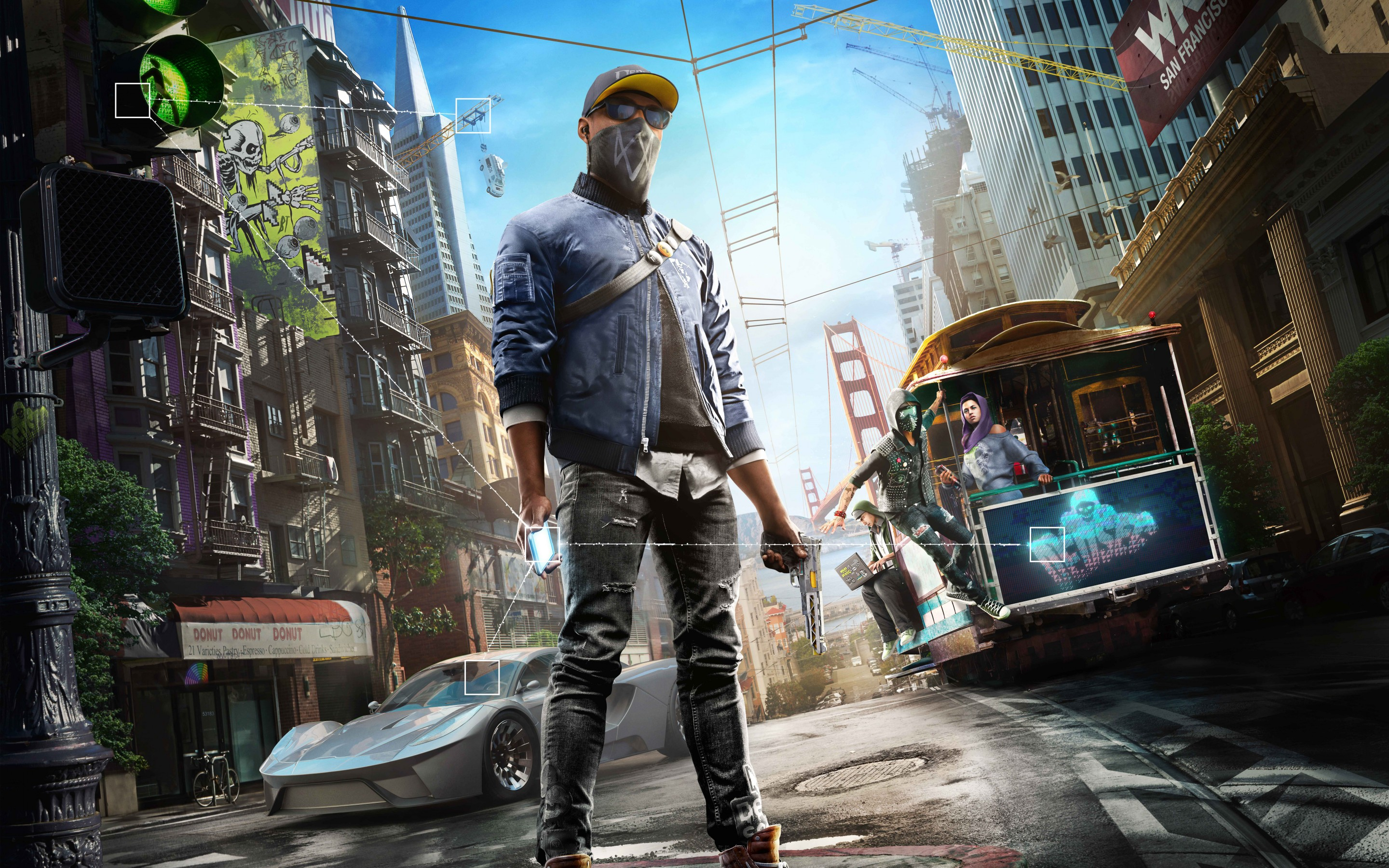 Wallpaper Iphone X Full Hd Watch Dogs 2 Season Pass 4k 8k Wallpapers Hd Wallpapers