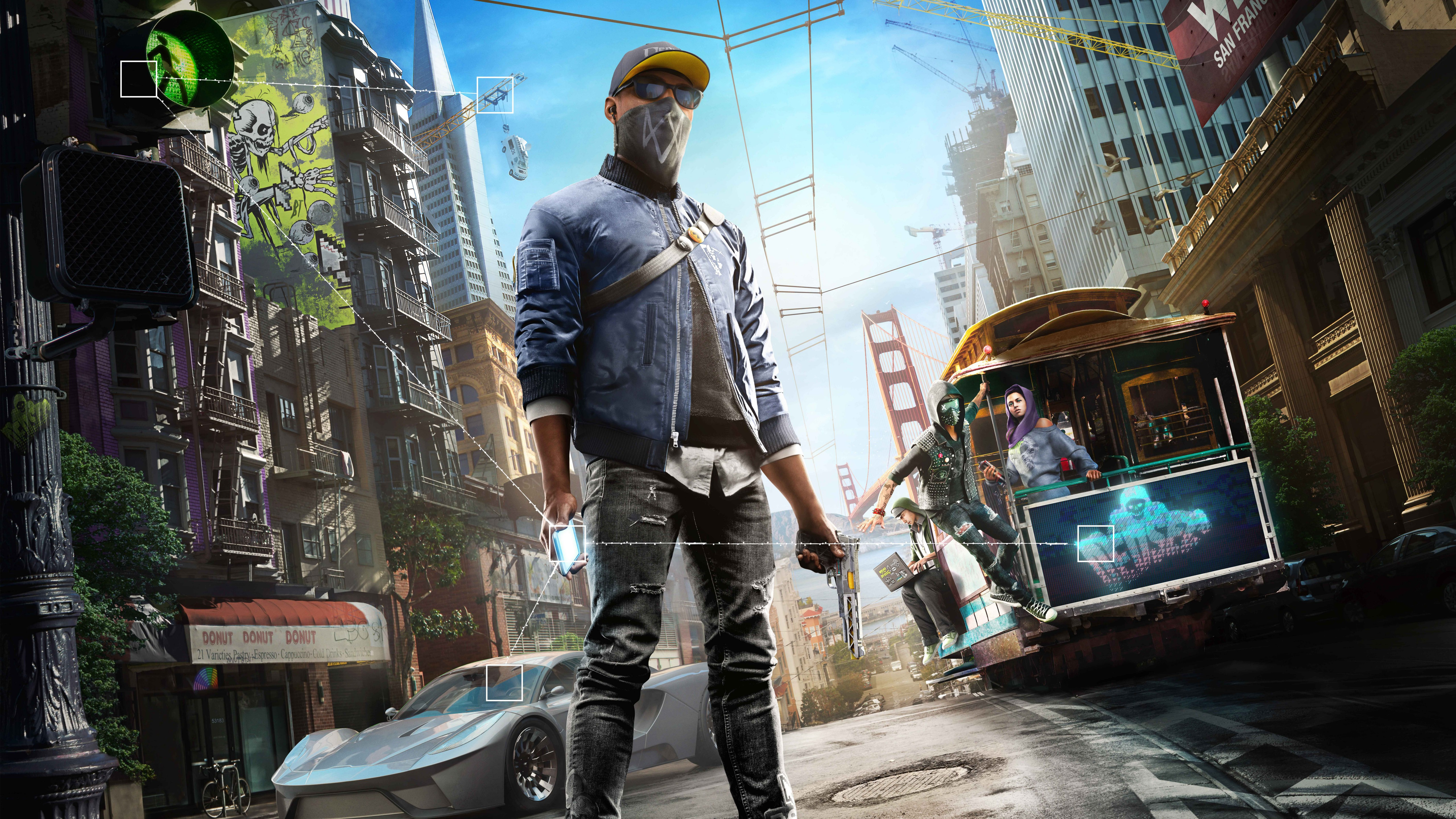 Assassins Creed 2 Hd Wallpapers Watch Dogs 2 Season Pass 4k 8k Wallpapers Hd Wallpapers