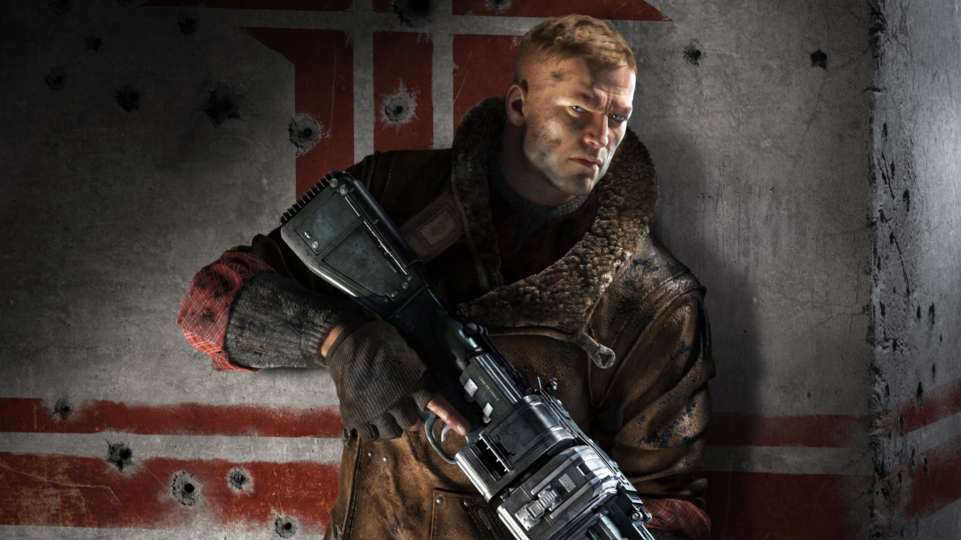 Wolfenstein The New Order Hd Wallpaper Wolfenstein The New Order Game Wallpapers Hd Wallpapers
