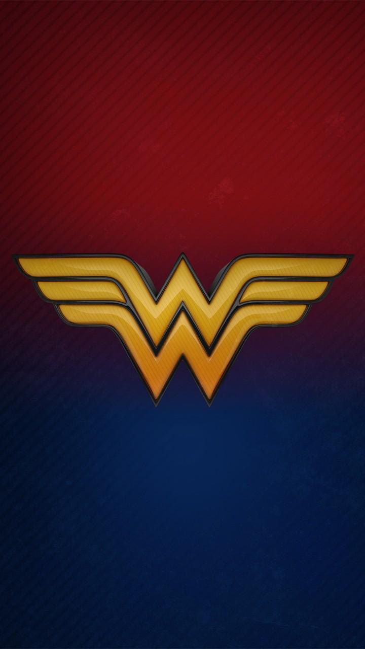 Wonder Woman Wallpaper Iphone X Wonder Woman 3d Logo 4k Wallpapers Hd Wallpapers Id 27107