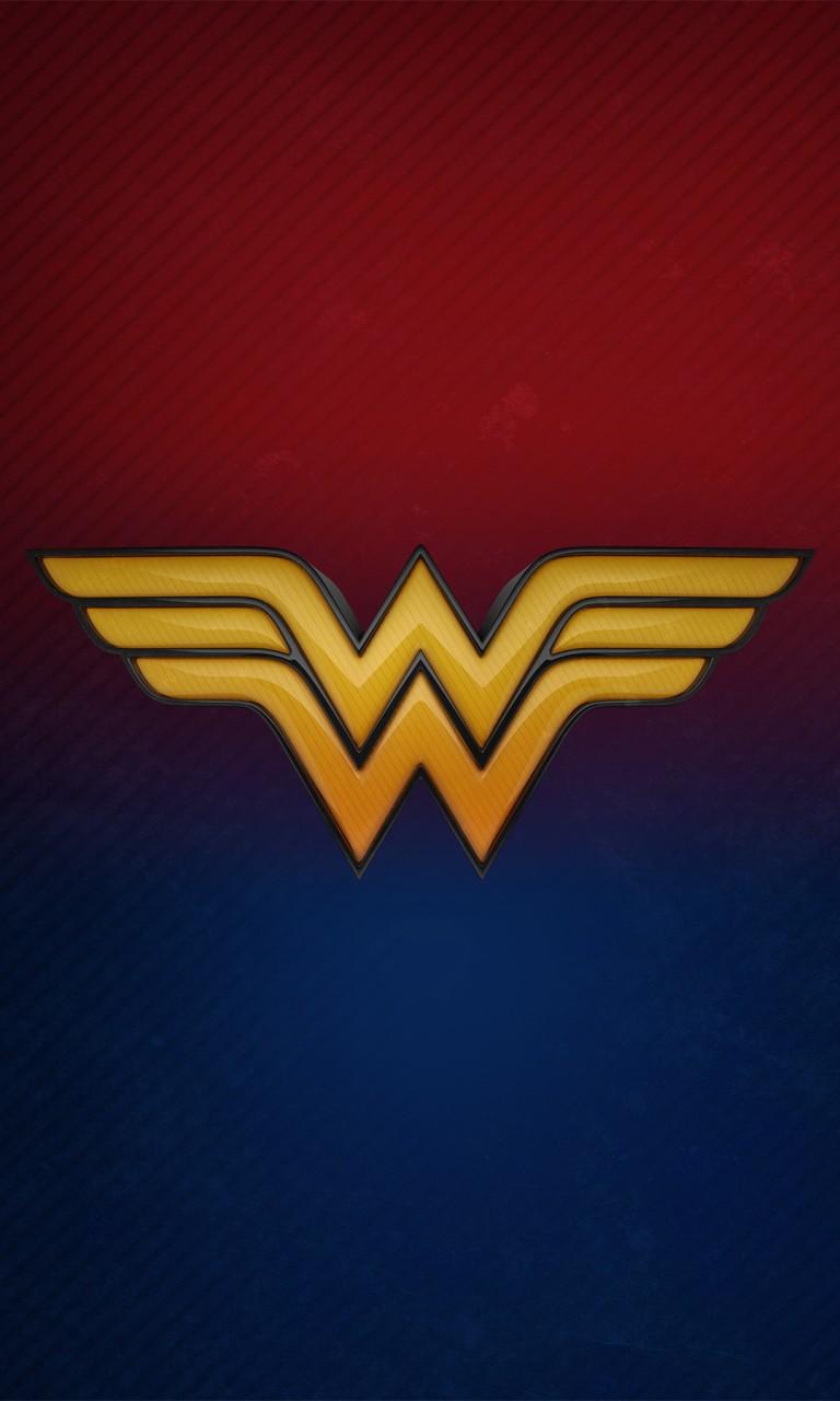 Iphone 5s Wallpapers Full Hd Wonder Woman 3d Logo 4k Wallpapers Hd Wallpapers Id 27107