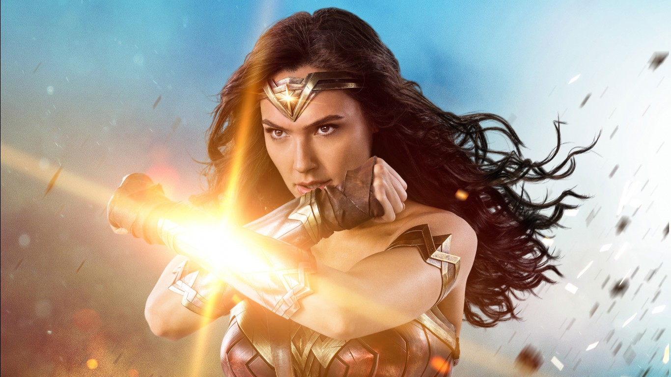 Wonder Woman Wallpaper Iphone Wonder Woman Diana Prince Wallpapers Hd Wallpapers Id
