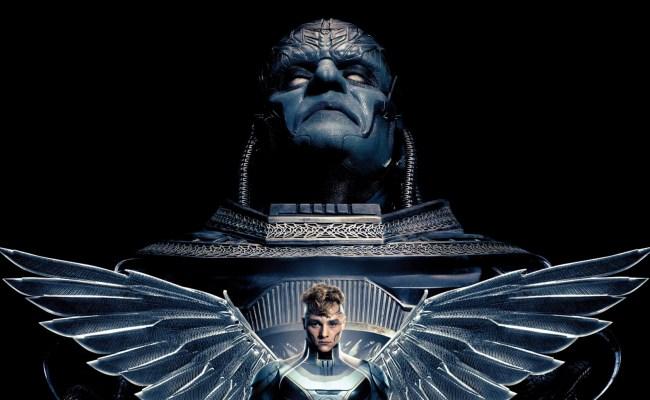 X Men Apocalypse Archangel Wallpapers Hd Wallpapers Id