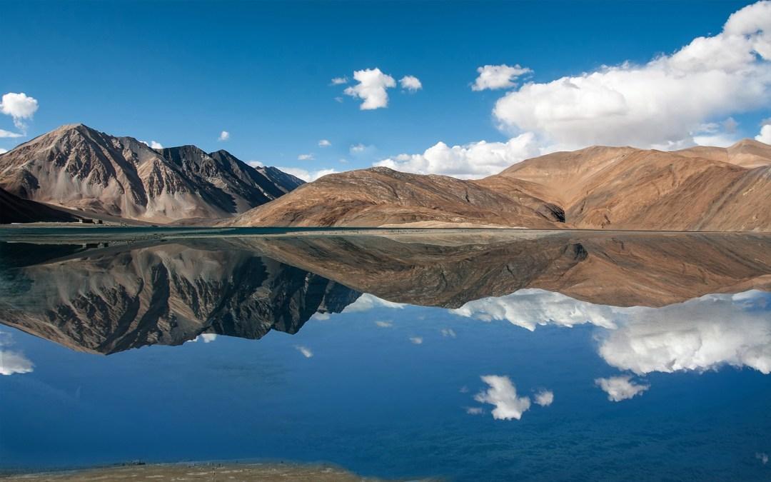 pangong Tso 3 idiots trip to ladakh