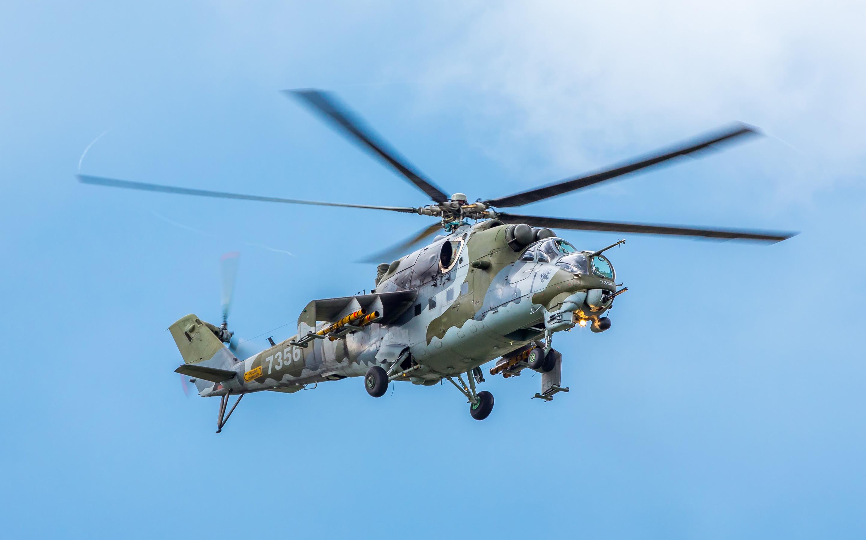 Iphone X Wallpaper Super Retina Mil Mi 24 Helicopter Gunship Wallpapers Hd Wallpapers
