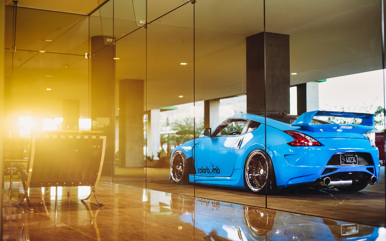 Lowrider Car Wallpaper Nissan 370z Wallpapers Hd Wallpapers Id 15680