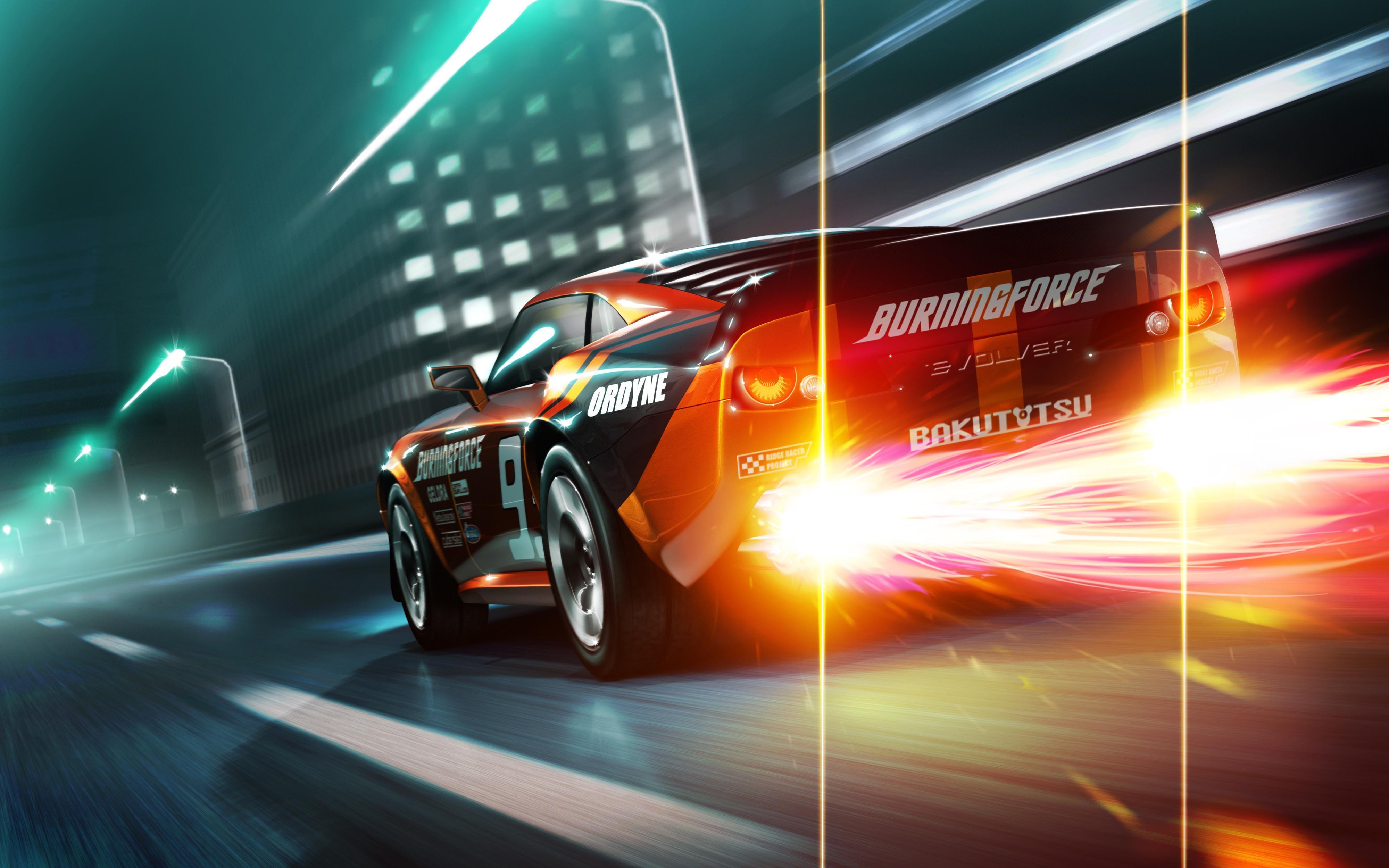 ridge racer 3d wallpapers | hd wallpapers