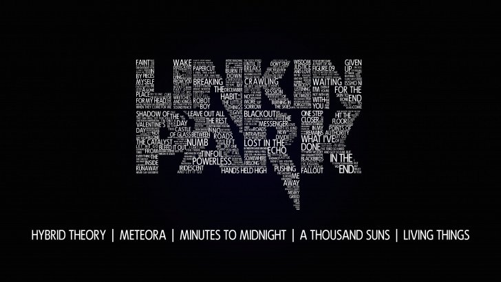 Galaxy S3 Quotes Wallpaper Linkin Park Typography Wallpaper Typography Hd