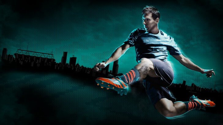 Nike Quotes Iphone 6 Wallpaper Lionel Messi Adidas Commercial Wallpaper Brands Hd