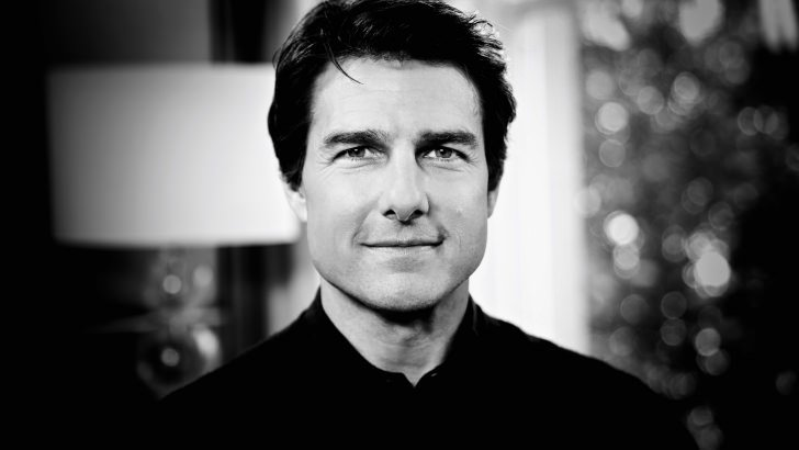 Hd Quotes Wallpapers For Iphone 6 Tom Cruise Black Amp White Portrait Wallpaper Celebrities