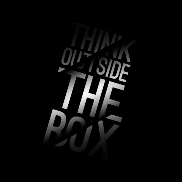 Galaxy S3 Quotes Wallpaper Think Out Of The Box 3d Full Hd Background Cool Hd