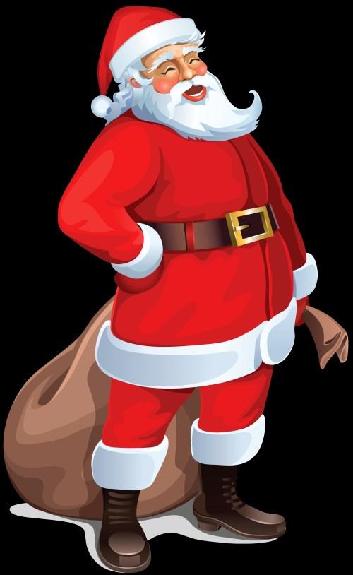 small resolution of santa claus clipart hd image wallpaper