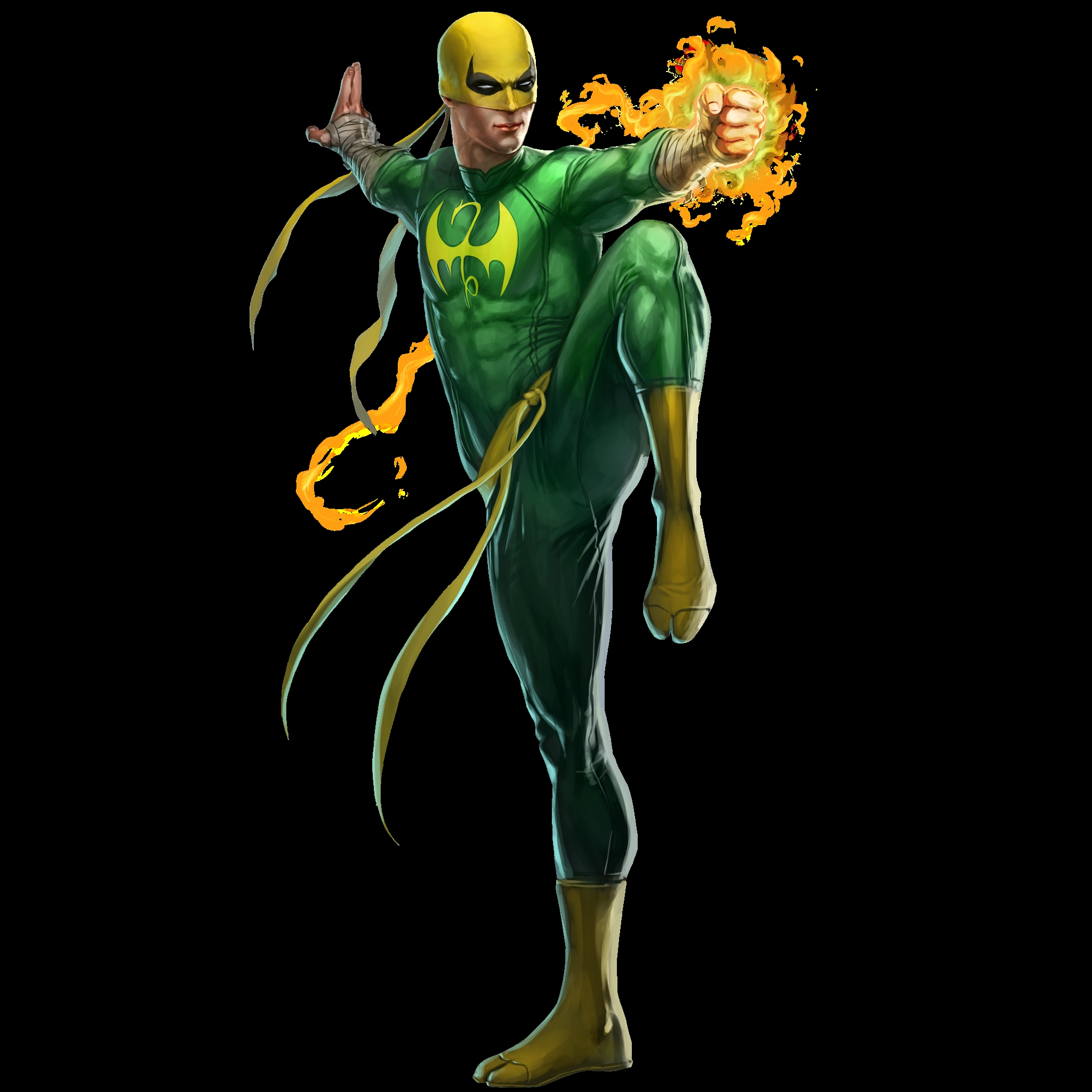 Iron Fist Wallpapers Free Download
