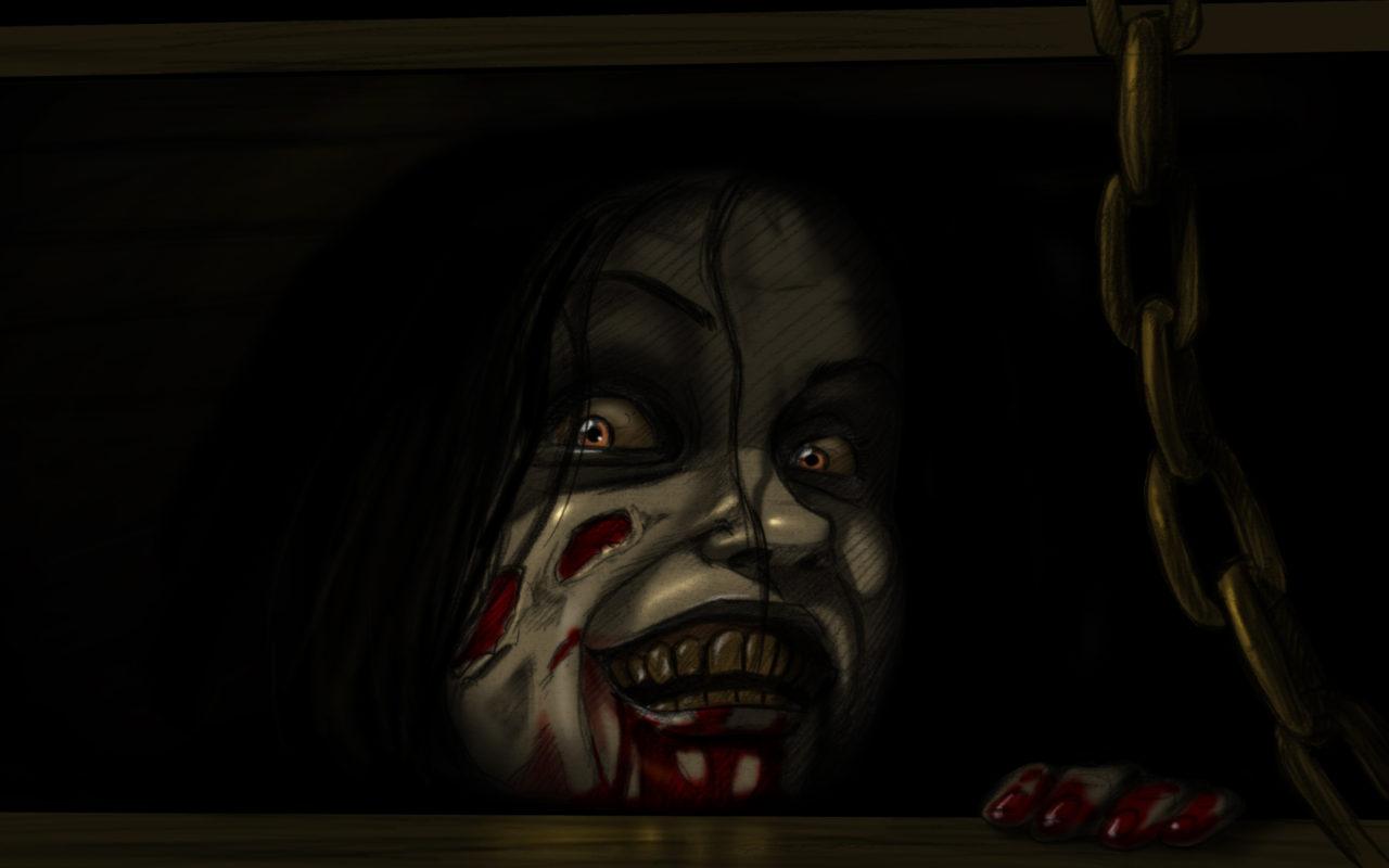 Gif As Wallpaper Iphone X The Evil Dead Horror Mia Wallpaper Hd Wallpapers