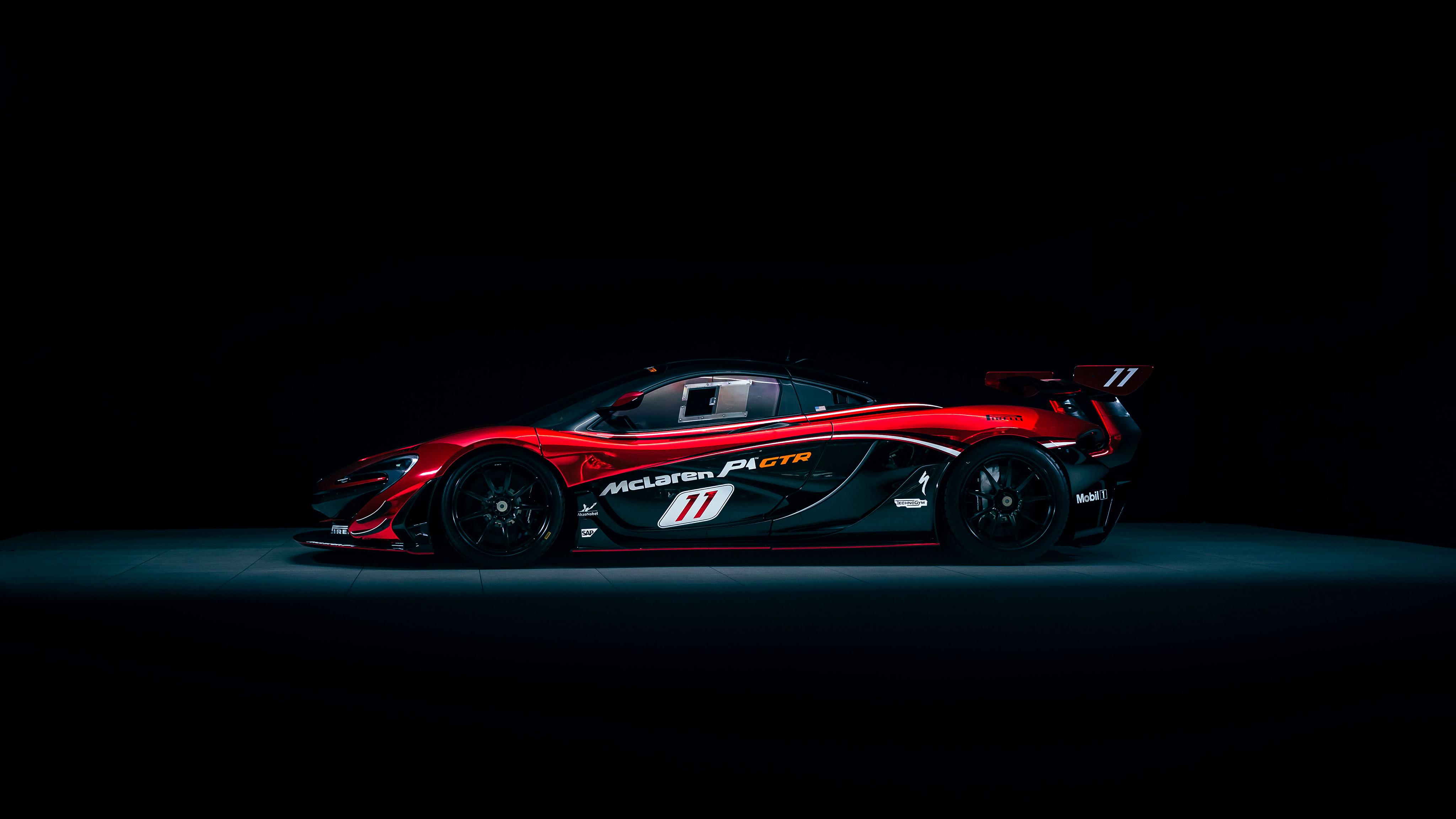 McLaren 720S GT3 Concept Wallpapers HD Wallpapers