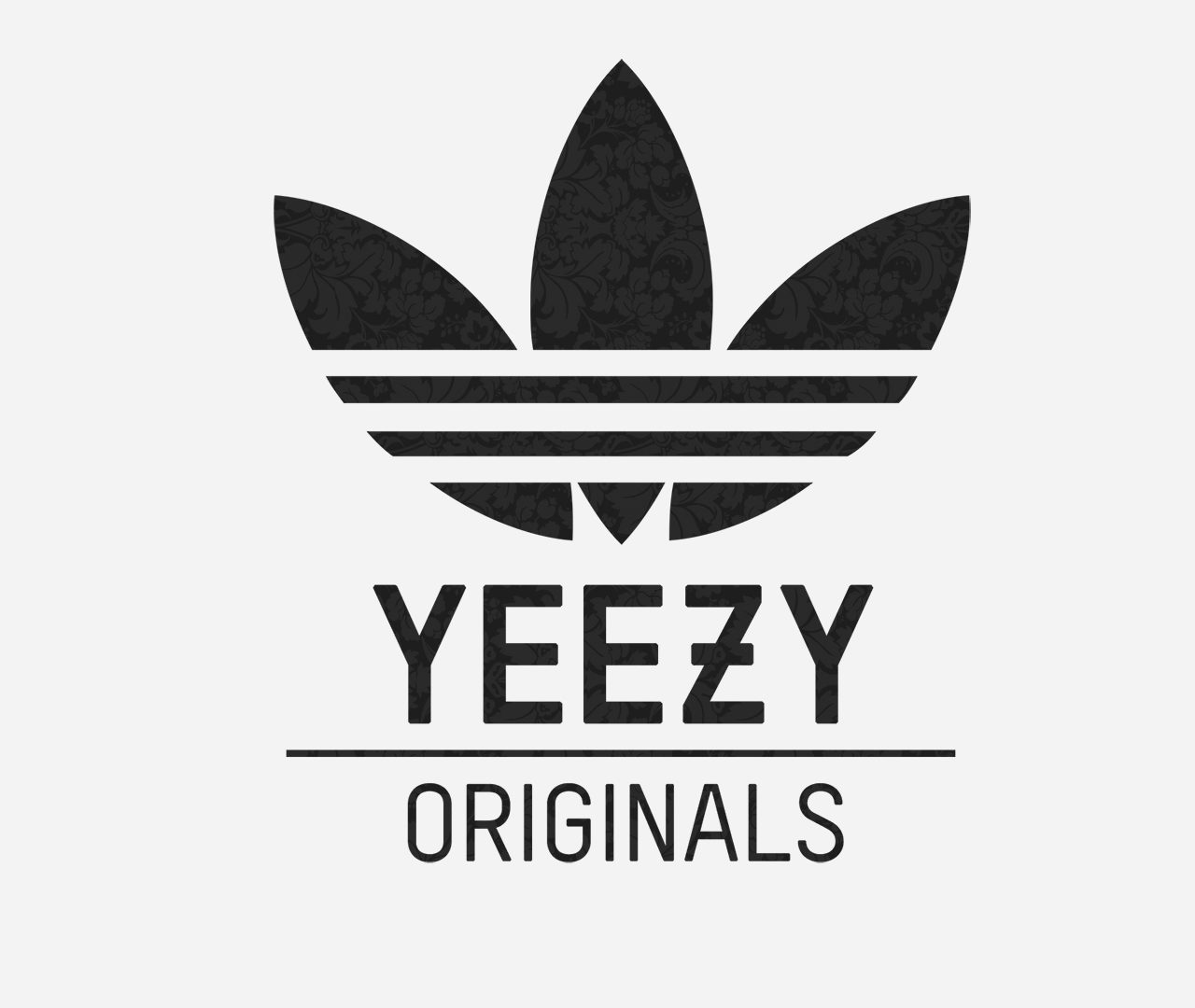 Best Free Wallpaper App For Iphone X Adidas Yeezy Logo Hd Wallpapers Hd Wallpapers