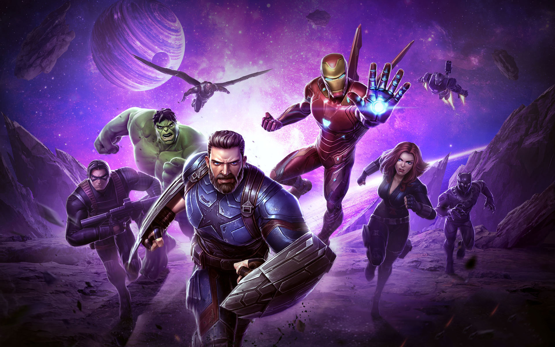 Nomad Iphone X Wallpaper Avengers Infinity War Wallpapers Hd Wallpapers