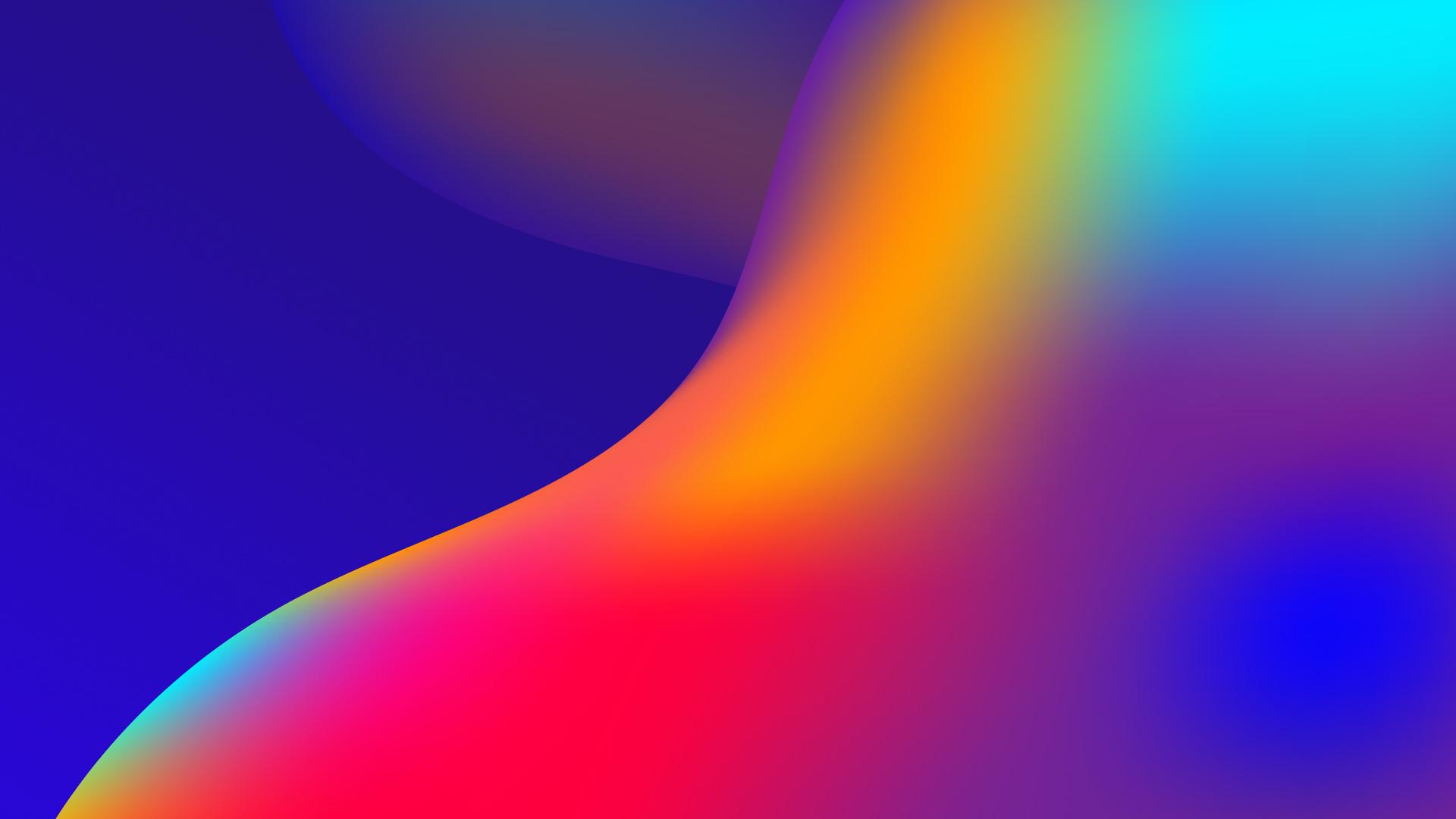 Iphone X Liquid Wallpaper Download Neon Gradient Wallpapers Hd Wallpapers