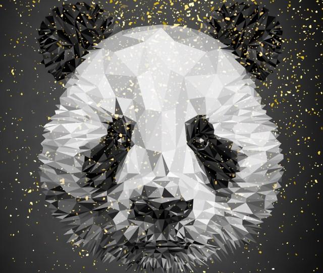Panda Lowploy Art K Wallpapers