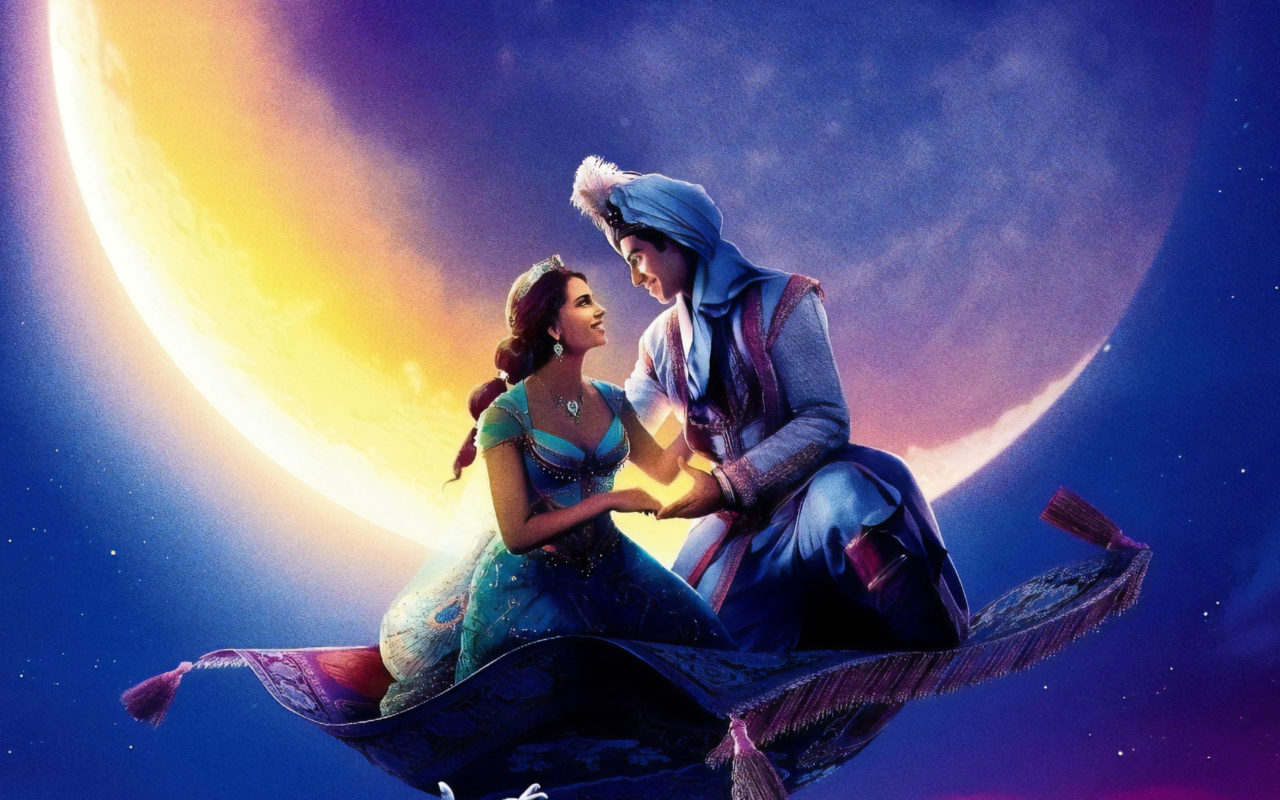 Apple Live Wallpaper Iphone 6 Aladdin 2019 Movie Poster Wallpapers Hd Wallpapers