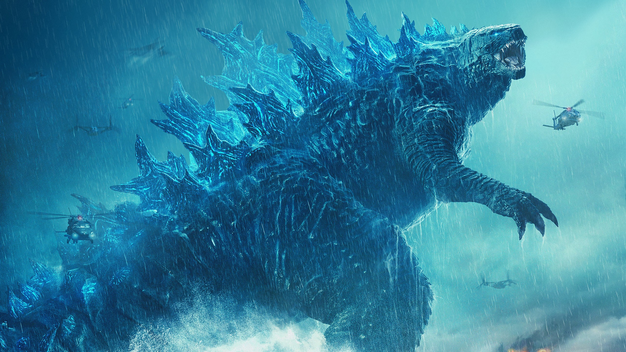 Apple Live Wallpaper Iphone 6 Godzilla King Of The Monsters 2019 Wallpapers Hd Wallpapers