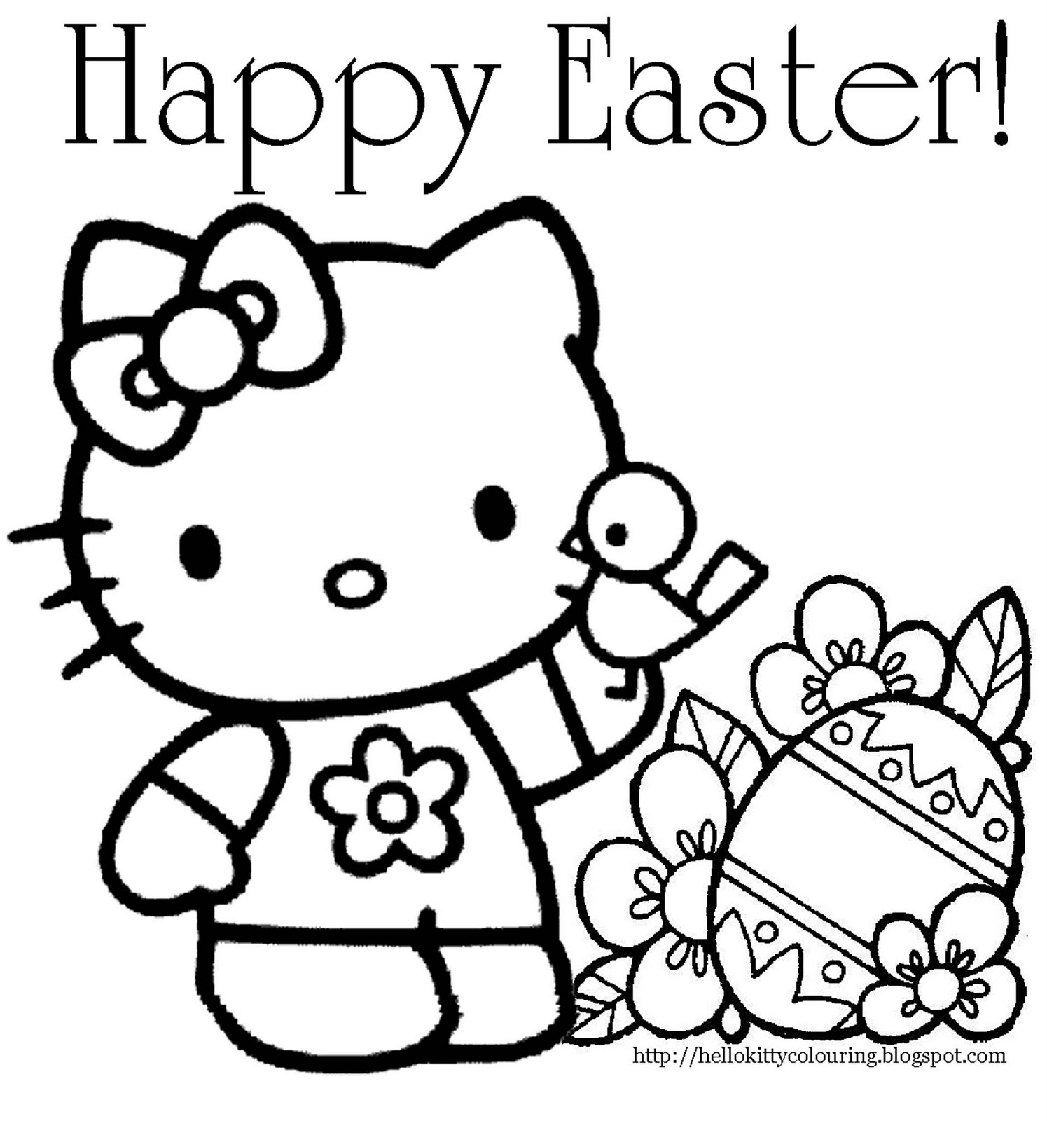Easter Colouring Pages Wonderful Easter Colouring Pages
