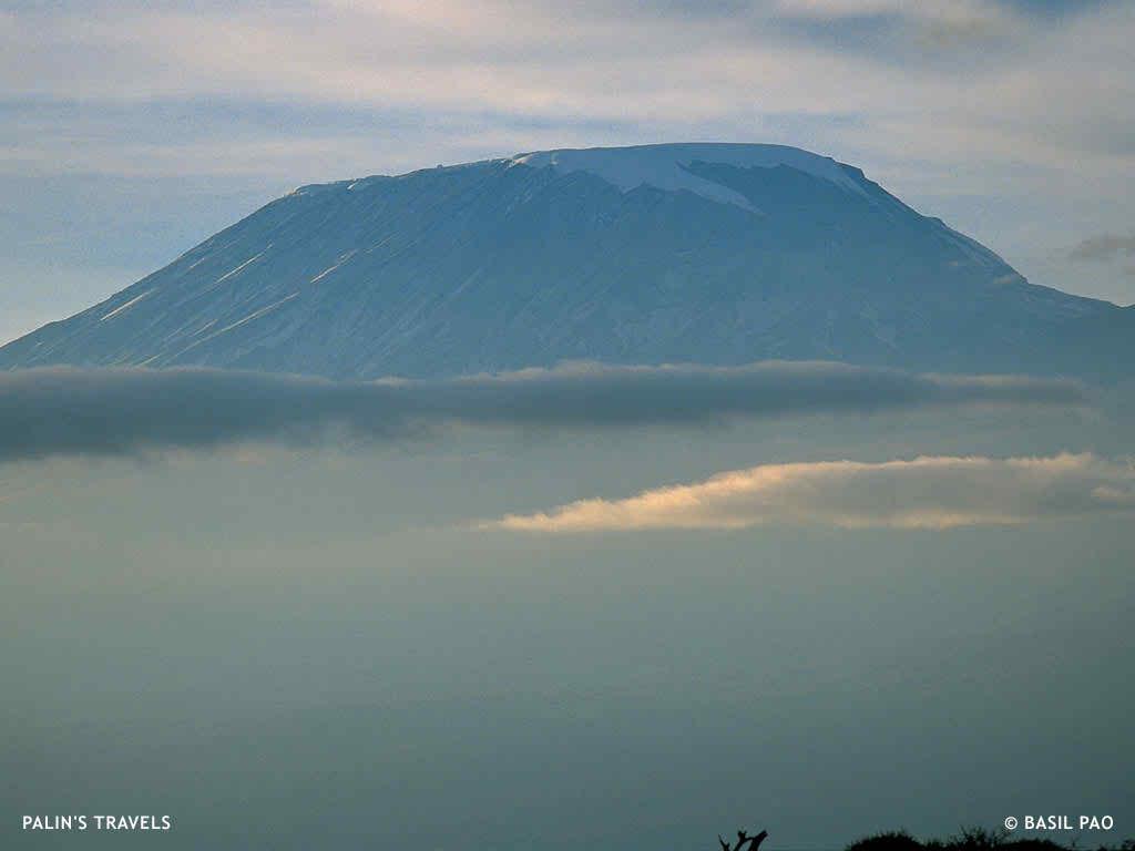 Spyder 3d Wallpaper Mount Kilimanjaro Wallpaper Natural Mount Kilimanjaro